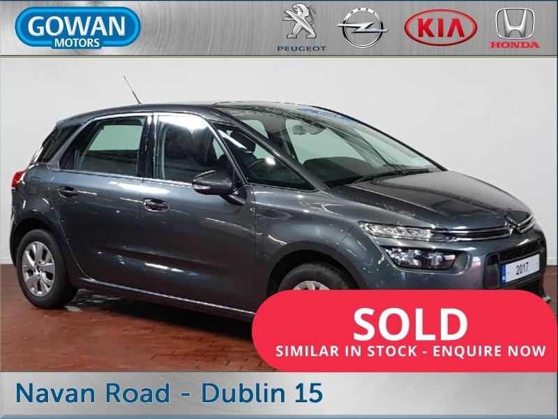 Citroen C4 Picasso Touch Edition 1.6 Blue Hdi