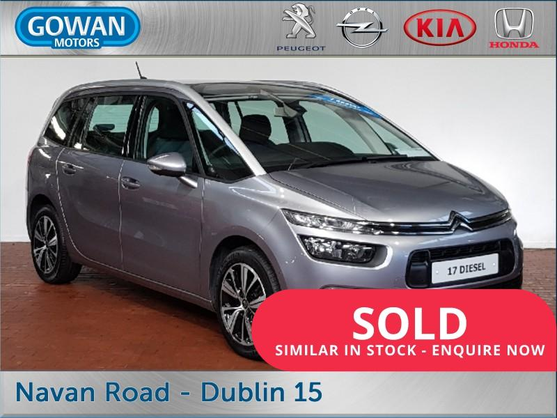 Citroen C4 Picasso Feel 1.6 Blue Hdi 7 Seats